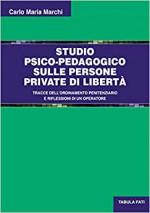 STUDIO PSICO-PEDAGOGICO SULLE PERSONE PRIVATE DI LIBERTÀ