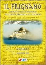 Il Frignano. Contributi alla conoscenza dell'antica provincia del Frignano. Vol. 5