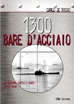 1300 bare d'acciaio