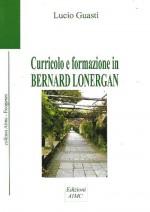 Curricolo e formazione in BERNARD LONERGAN