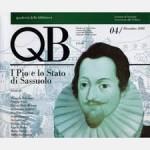 QB VOL 4 – I Pio e lo stato di Sassuolo