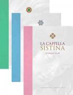 La Cappella Sistina (3 Volumi) Luxury Ed.