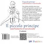 Il piccolo principe - versione nero/braille