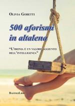 500 AFORISMI IN ALTALENA