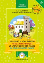Un cavallo di nome Paradiso (in 4 lingue: italiano, inglese, spagnolo e portoghese)